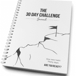 The 30 Day Challenge Journal
