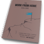Work From Home Mockup